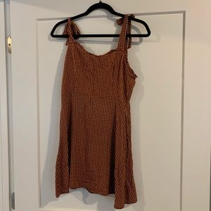Carly Jean Los Angeles gingham dress